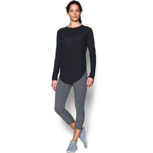 Under Armour Women's Breathe Open Back Studio Long Sleeve Shirt - view number 3