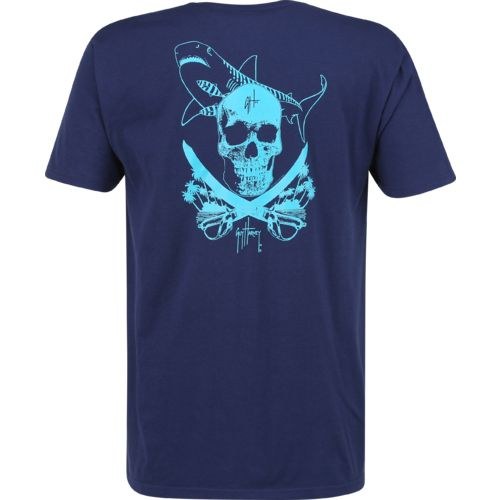 Guy Harvey Men's Windward Short Sleeve T-Shirt
