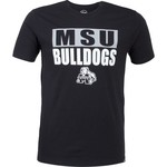 '47 Mississippi State University Stacked Splitter T-shirt - view number 1