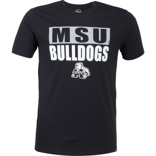 '47 Mississippi State University Stacked Splitter T-shirt