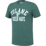 Colosseum Athletics Men's Tulane University Vintage T-shirt - view number 3