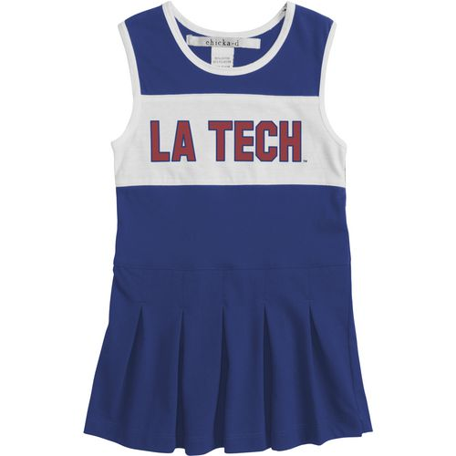 Chicka-d Girls' Louisiana Tech University Cheerleader Dress
