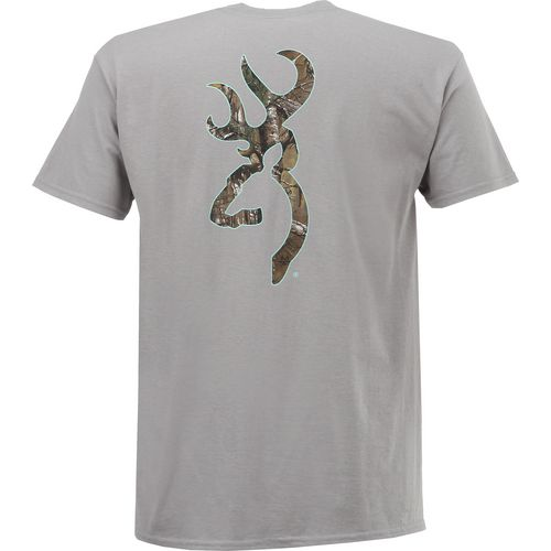 Browning Women's Realtree Buckmark Classic Outdoor Graphic T-shirt