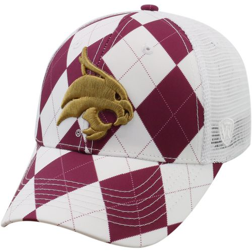 Top of the World Men's Texas State University Get Loud 2-Tone Adjustable Cap