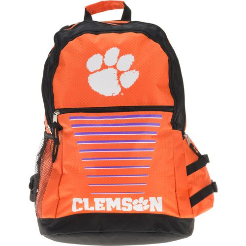 Forever Collectibles Clemson University Gradient Elite Backpack