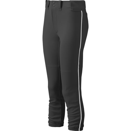 Mizuno Women's Select Belted Piped Softball Pant