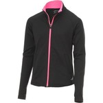 BCG Girls' Performance Full Zip Training Jacket - view number 3