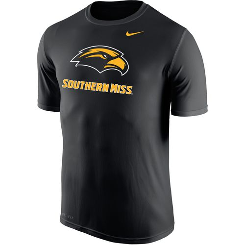 Nike Men's University of Southern Mississippi Dri-FIT Legend 2.0 Short Sleeve T-shirt