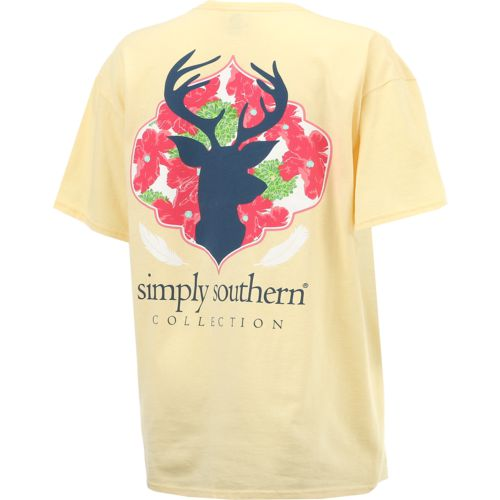 Simply Southern Women's Deer T-shirt - view number 2