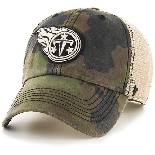 '47 Tennessee Titans Men's Kaelin Burnett Frontline Clean Up Cap