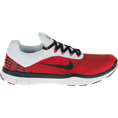 Hommes Nike Formateurs V2 Free Run Rouge Academy