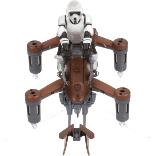 Propel Star Wars 74-Z Speeder Bike Battling Quadcopter Collector's Edition Drone