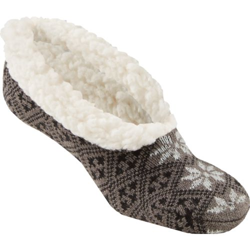Sof Sole Fireside Geo Slipper Socks