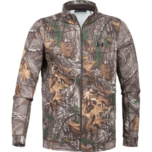 Under Armour Men's Threadborne Early Season Full Zip Hunting Jacket