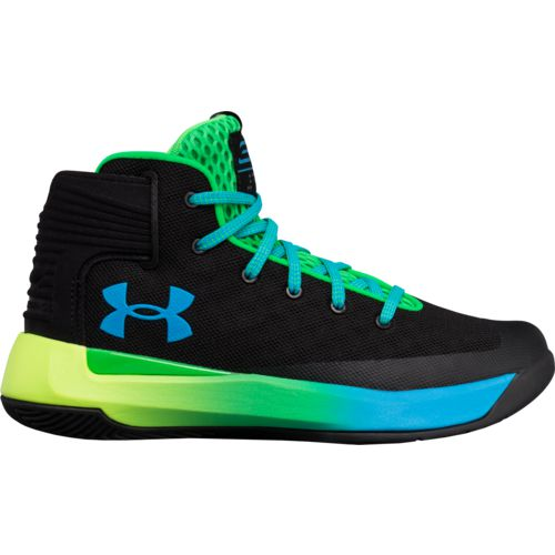 Under Armour Boys' GS Stephen Curry 3ZER0 Basketball Shoes