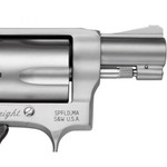Smith & Wesson 637 Airweight Crimson Trace Lasergrip .38 Special Revolver - view number 1