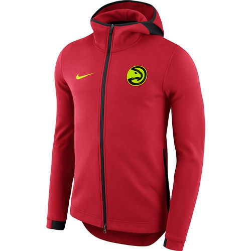 Nike Men's Atlanta Hawks Showtime Full Zip Hooded Jacket