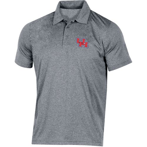 Champion Men's University of Houston Heather Polo Shirt