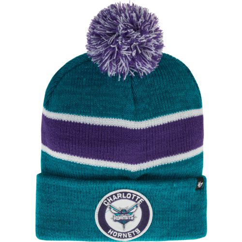 '47 Charlotte Hornets Noreaster Cuff Knit Hat