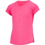 BCG Girls' Embossed Turbo Training T-shirt - view number 3