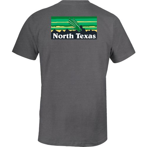 Image One Women's University of North Texas Comfort Color T-shirt