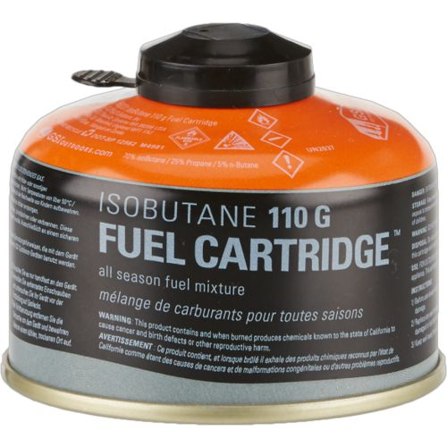GSI Outdoors 110G Isobutane Gas Canister - view number 1