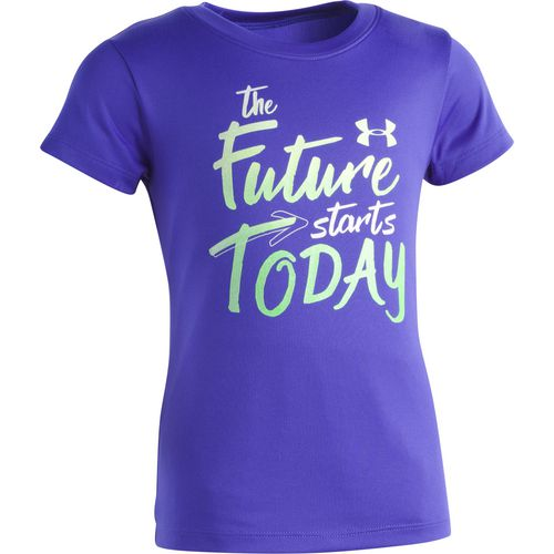 Under Armour Girls' The Future Starts Today T-shirt