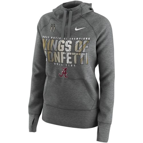 Nike Women's University of Alabama CFP NCG Celebration Hoodie