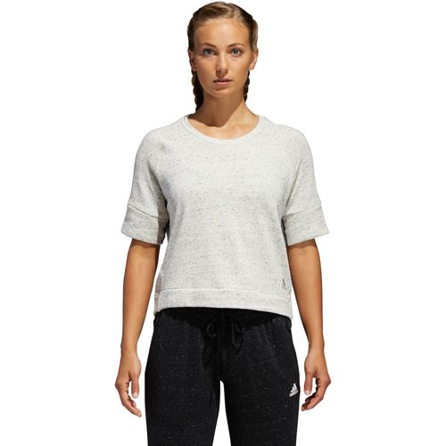 adidas Women's S2S Short Sleeve Crop Top - view number 2