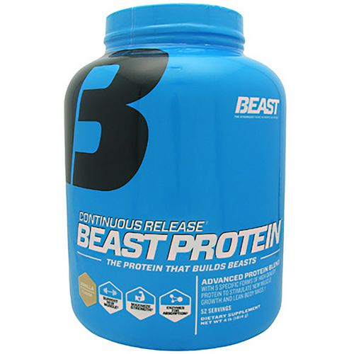 Beast Sports Nutrition Continuous Release Beast Protein Supplement - view number 1