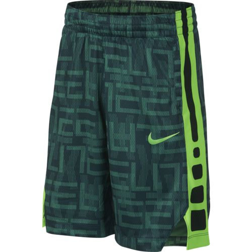 Display product reviews for Nike Boys' Dry Elite Basketball Short