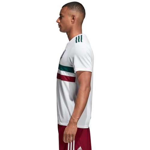 adidas Men's Mexico Replica Away Jersey - view number 5