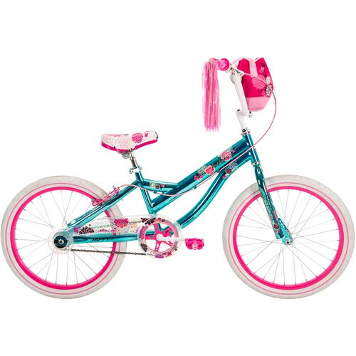 Huffy Girls' Jazzmin Metaloid 20 in Bicycle