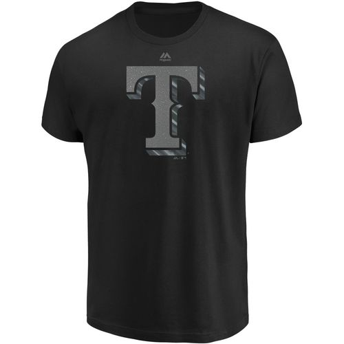 Majestic Men's Texas Rangers Gameday Battle T-shirt