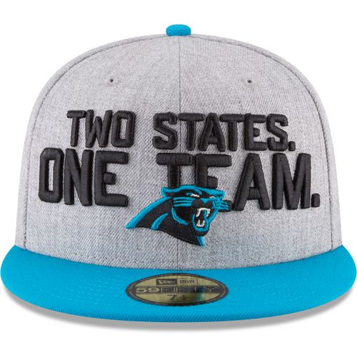New Era Carolina Panthers 2018 NFL Draft On-Stage 59Fifty Cap