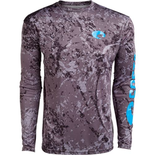 Display product reviews for Costa Del Mar Men's Hexo Technical Long Sleeve T-shirt
