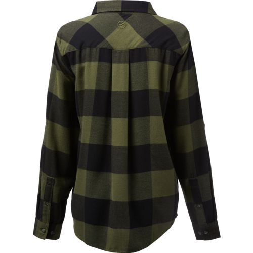 Magellan Outdoors Women's Willow Creek Flannel Shirt