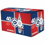 Crosman Copperhead Powerlet 12-Gram CO₂ Cartridges 40-Pack