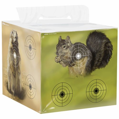 Display product reviews for Crosman Varmint Block Target