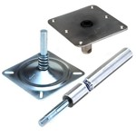 "Attwood® Lock'N-Pin™ 3/4"" Pin Pedestal Kit"