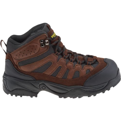 Image for Brazos® Men's Iron Force Steel Toe Hiker Work Boots from Academy