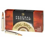 Federal Premium® Nosler® Partition® .300 Winchester Magnum 180-Grain Rifle Ammunition