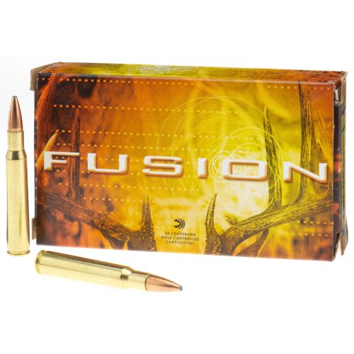 Federal® Fusion® .30-06 Springfield 150-Grain Rifle Ammunition