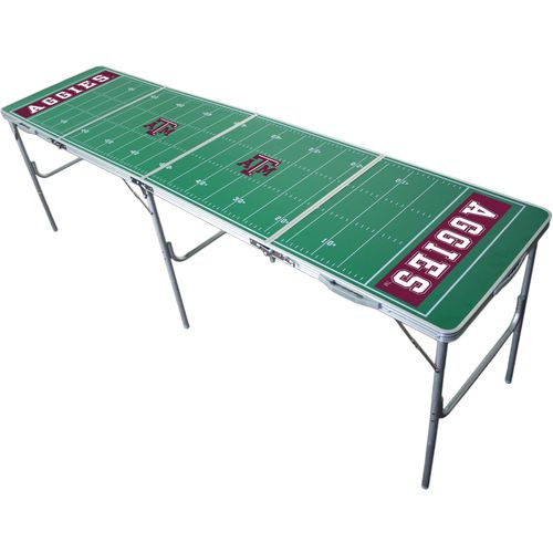 Tailgate Toss Texas A&M University Aggies Tailgate Table