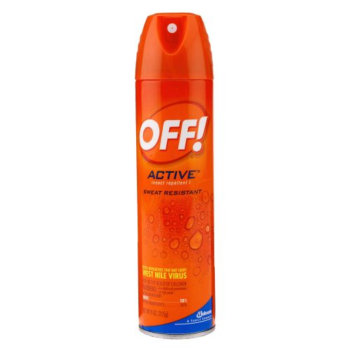 OFF! Active® 9 oz. Aerosol Insect Repellent