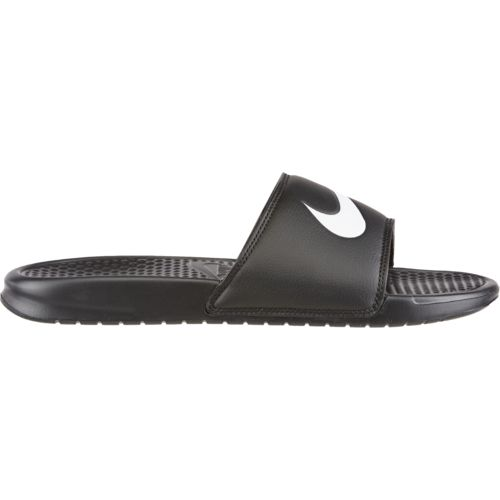 Nike Men's Benassi Swoosh Sports Slides - view number 1