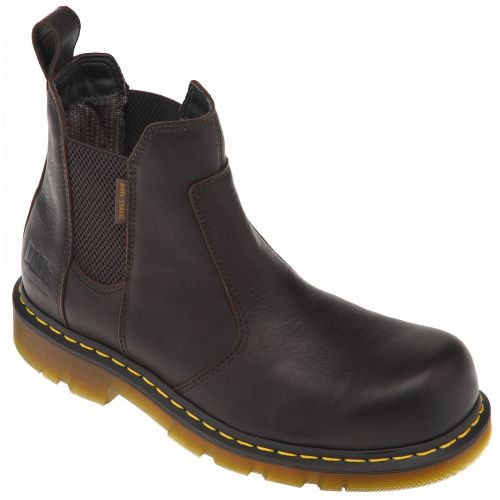 Dr. Martens Men's Flux Fusion Chelsea Steel-Toe Industrial Boots - view number 2
