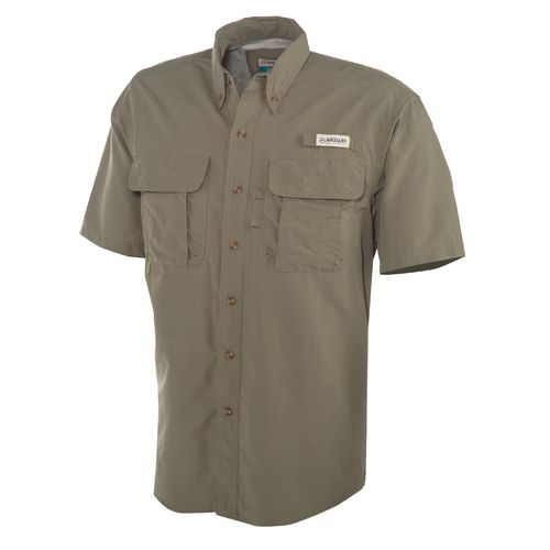 Magellan Sportswear® Men's Laguna Madre Short Sleeve Fishing Shirt