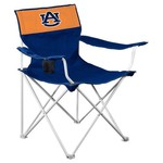 Logo Chair INC Auburn  Canvas Tailgate Chair