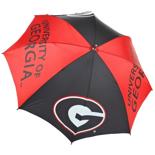 Image for Storm Duds University of Georgia Wide-Panel Golf Umbrella from Academy